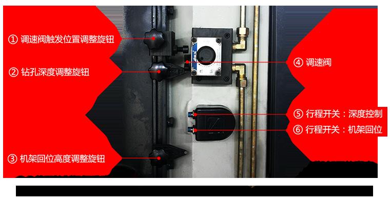 台钻电源接线图